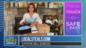 Local Steals & Deals TV Spot, '4id Sterilizer' Featuring Lisa Robertson - Thumbnail 4