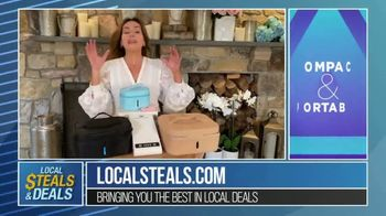 Local Steals & Deals TV Spot, '4id Sterilizer' Featuring Lisa Robertson - Thumbnail 5
