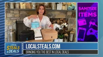 Local Steals & Deals TV Spot, '4id Sterilizer' Featuring Lisa Robertson - Thumbnail 6