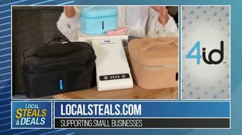 Local Steals & Deals TV Spot, '4id Sterilizer' Featuring Lisa Robertson - Thumbnail 7