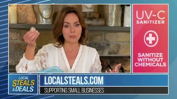 Local Steals & Deals TV Spot, '4id Sterilizer' Featuring Lisa Robertson - Thumbnail 9