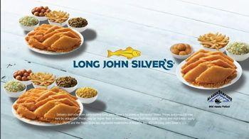 Long John Silver's Family Meals TV Spot, 'End Mealtime Mutiny' - Thumbnail 5