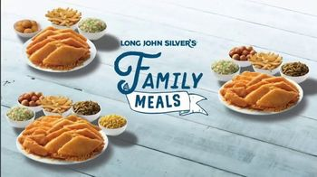 Long John Silver's Family Meals TV Spot, 'End Mealtime Mutiny'