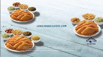 Long John Silver's Family Meals TV Spot, 'End Mealtime Mutiny' - Thumbnail 4