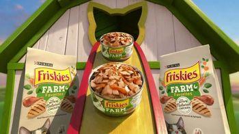 Friskies Farm Favorites TV Spot, 'Real Farm-Raised Chicken' - Thumbnail 6