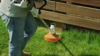 STIHL TV Spot, 'Five Star Tools for Five Star Dads: Weed Wacker'  Song by Sacha James Collisson - Thumbnail 1