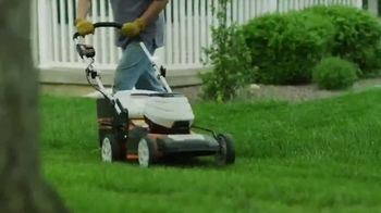 STIHL TV Spot, 'Five Star Tools for Five Star Dads: Weed Wacker'  Song by Sacha James Collisson - Thumbnail 3
