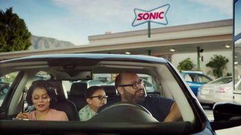 Sonic Drive-In Chicken Slinger TV Spot, 'No Brainer' - Thumbnail 1