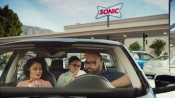 Sonic Drive-In Chicken Slinger TV Spot, 'No Brainer' - Thumbnail 4