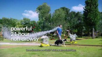 Claritin Cool Mint Chewables TV Spot, 'Feel the Clarity: Dog Walk: Save $13' - Thumbnail 3