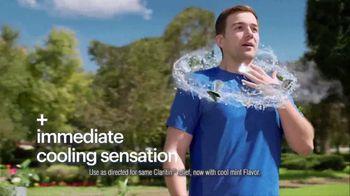 Claritin Cool Mint Chewables TV Spot, 'Feel the Clarity: Dog Walk: Save $13' - Thumbnail 5