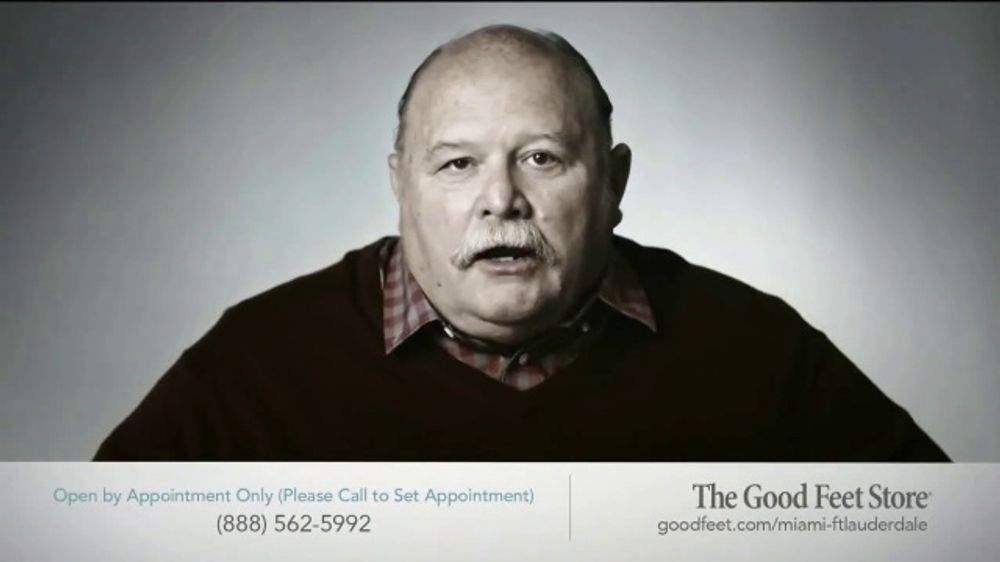 The Good Feet Store TV Commercial, 'Amusement Park Worker'