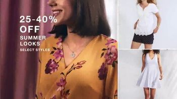 Macy's TV Spot, 'Summer Looks and Outdoor Essentials' - Thumbnail 3