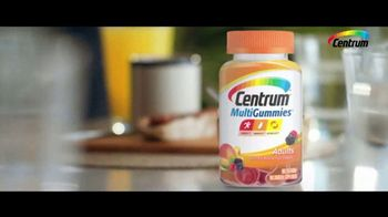 Centrum MultiGummies TV Spot, 'What Matters Most' - Thumbnail 4