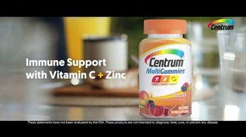 Centrum MultiGummies TV Spot, 'What Matters Most' - Thumbnail 5