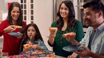 DiGiorno TV Spot, \'Seven Delicious Crusts\'