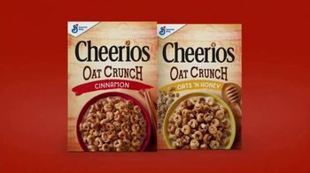 Cheerios Oat Crunch TV Spot, 'Rolled Into One' - Thumbnail 8