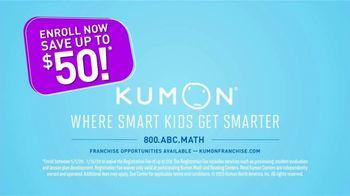 Kumon TV Spot, 'Prepare for Fall' - Thumbnail 10