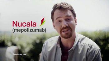 Nucala TV Spot, 'My New Normal' - Thumbnail 2