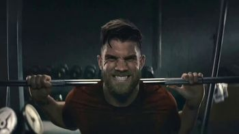 Gatorade TV Spot, 'Don't Wait for Tomorrow' Featuring J.J. Watt, Bryce Harper