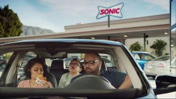 Sonic Drive-In Chicken Slinger TV Spot, 'Heaven'