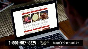 Kansas City Steak Company TV Spot, 'Father's Day: No Ordinary Steak' - Thumbnail 7