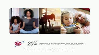 AAA TV Spot, 'Thank You: 20% Refund' - Thumbnail 5