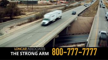 Loncar & Associates TV Spot, 'Big Truck Wrecks' - Thumbnail 1
