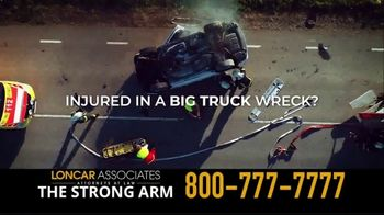 Loncar & Associates TV Spot, 'Big Truck Wrecks' - Thumbnail 6
