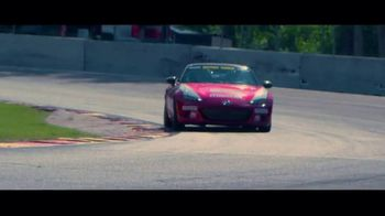 Mazda TV Spot, 'MX-5 Cup' [T1] - 2 commercial airings