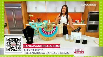 Gangas & Deals TV Spot, 'Area Stars y Sheec' con Aleyda Ortiz [Spanish] - Thumbnail 1