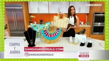 Gangas & Deals TV Spot, 'Area Stars y Sheec' con Aleyda Ortiz [Spanish] - Thumbnail 2
