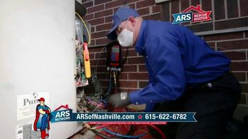 ARS Rescue Rooter TV Spot, 'Keep Your Family Cool: $50 Off Any Cooling System Repair'