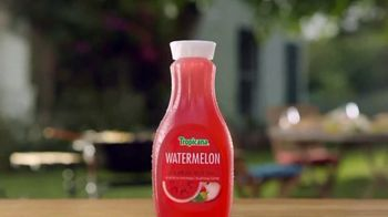 Tropicana Watermelon TV Spot, 'Sips of Sunshine' - Thumbnail 1