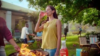 Tropicana Watermelon TV Spot, 'Sips of Sunshine'