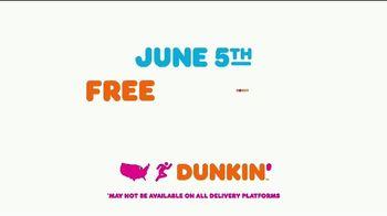 Dunkin' TV Spot, 'The Donut Party 2020 Debate' - Thumbnail 9