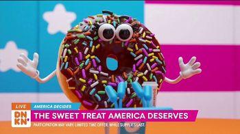 Dunkin' TV Spot, 'The Donut Party 2020 Debate' - Thumbnail 4