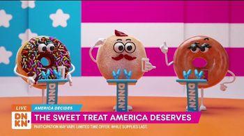 Dunkin' TV Spot, 'The Donut Party 2020 Debate' - Thumbnail 6