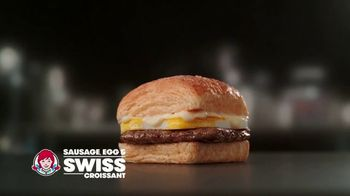 Wendy's Breakfast TV Spot, 'Tomorrow Brings More' - Thumbnail 5
