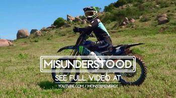 Monster Energy TV Spot, 'Misunderstood: Dirt Shark' Featuring Dylan Ferrandis, Song by Ross Gotti - Thumbnail 9