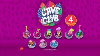 Cave Club Dino Baby Crystals TV Spot, 'Four Surprises Inside' - Thumbnail 6