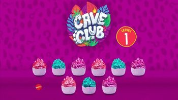 Cave Club Dino Baby Crystals TV Spot, 'Four Surprises Inside' - Thumbnail 5