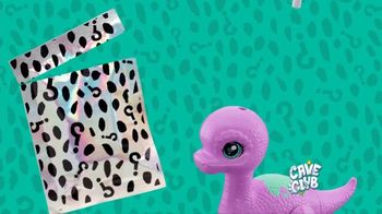 Cave Club Dino Baby Crystals TV Spot, 'Four Surprises Inside'