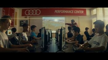 Audi TV Spot, 'Audi Goals Drive Progress: Seeds of Greatness' [T1]