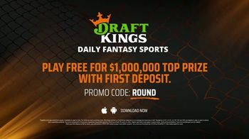 DraftKings TV Spot, 'Biggest UFC Contest Ever' - Thumbnail 10