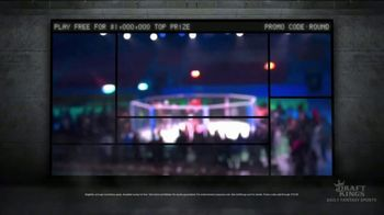 DraftKings TV Spot, 'Biggest UFC Contest Ever' - Thumbnail 4
