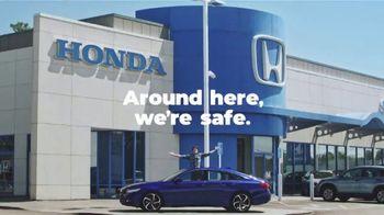 Honda TV Spot, 'Open' [T2] - Thumbnail 5