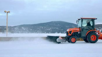 Kubota LX Series TV Spot, 'Comfort and Versatility'