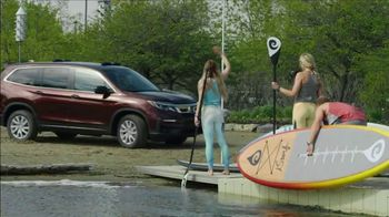 Honda Summer Clearance Event TV Spot, 'Life Is Better: Paddle Board' [T2] - Thumbnail 5