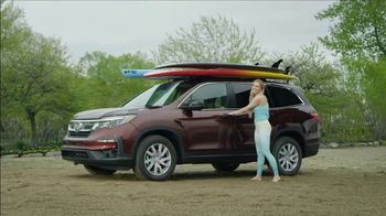 Honda Summer Clearance Event TV Spot, 'Life Is Better: Paddle Board' [T2] - Thumbnail 7